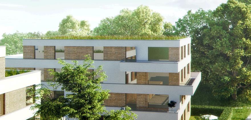 Un nouveau quartier convivial prévoit de créer 260 logements et abriter 40 emplois à Crissier