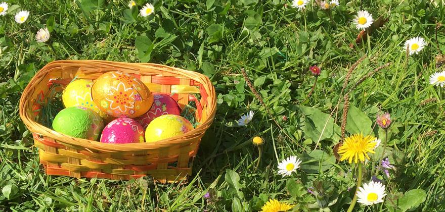 Fermeture de Pâques