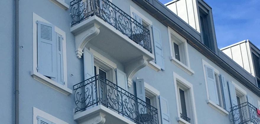 Faciliter la transition énergétique d'un parc immobilier: un immeuble de la CPEV participe à un projet de recherche européen