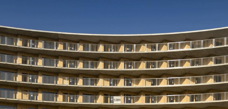 Prix Bilan de l'immobilier 2020 - le Vortex couronné